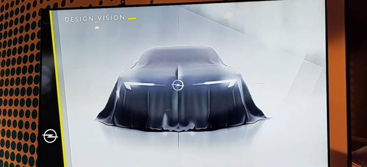Opel Nuevo Prototipo