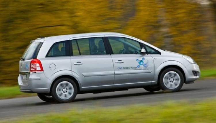 Opel Zafira 1.6 CNG Turbo Power