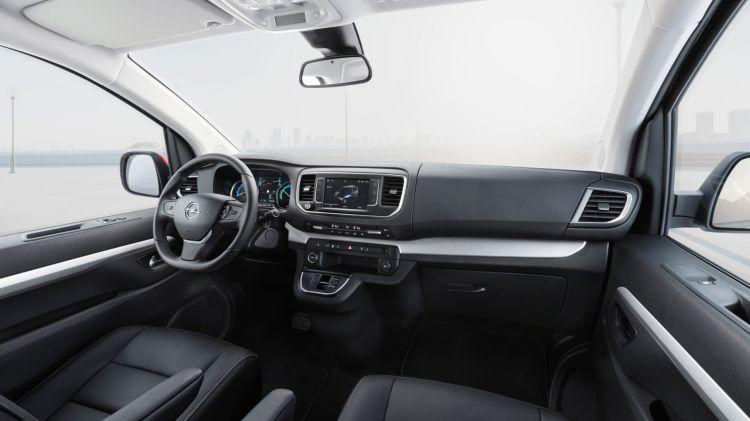 Opel Zafira E 05