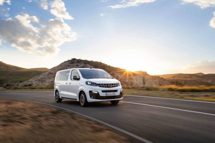 Opel Zafira Life Adelanto 4