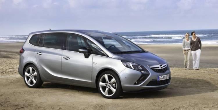 Opel buscará beneficios en los SUV: el Meriva y el Zafira se convertirán en crossovers