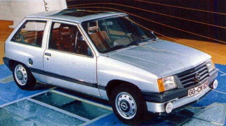 Opel Corsa 1982