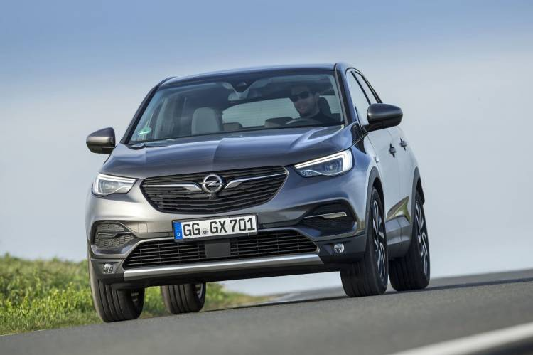 New 1.5 Litre Diesel For Opel Grandland X