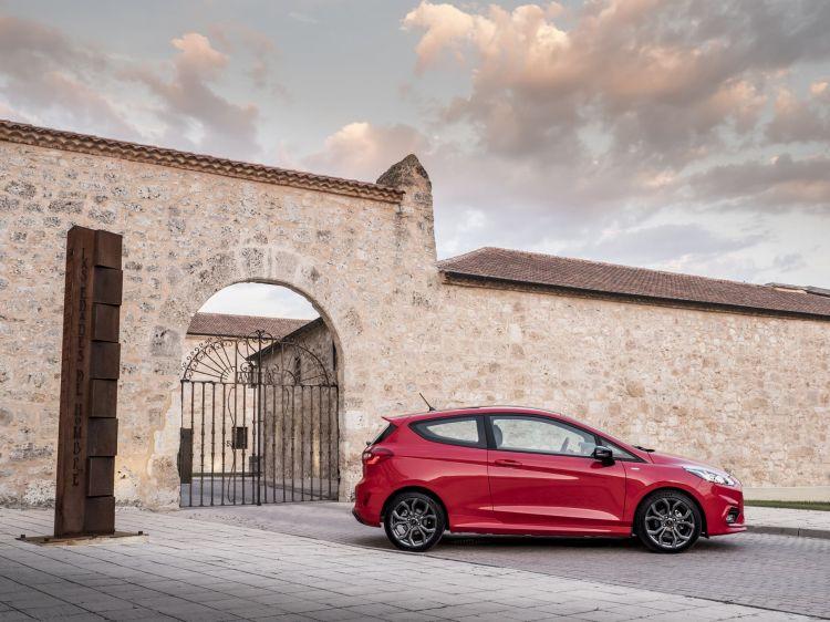 Opinion Extincion Coches Tres Puertas Ford Fiesta 3p