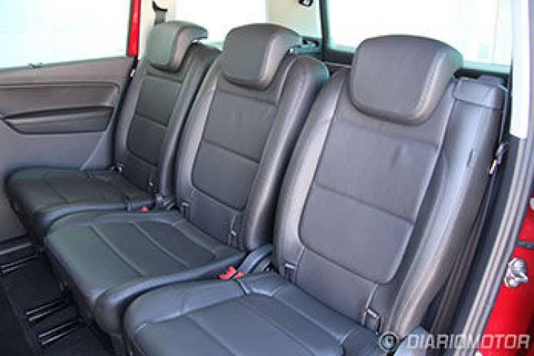 Seat Alhambra 2.0 TDI 177 CV DSG Style, toma de contacto