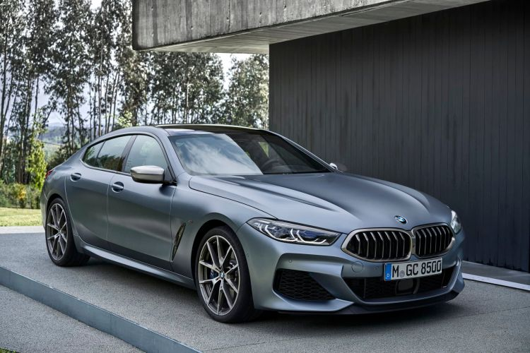 P90351063 Highres The New Bmw 8 Series