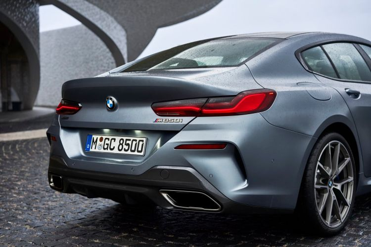 P90351088 Highres The New Bmw 8 Series