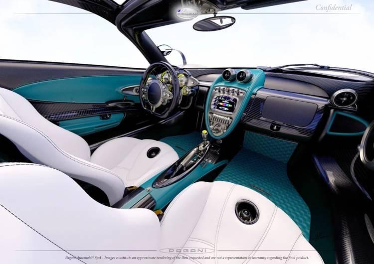 Pagani Huayra Homenaje Mercedes Amg 005