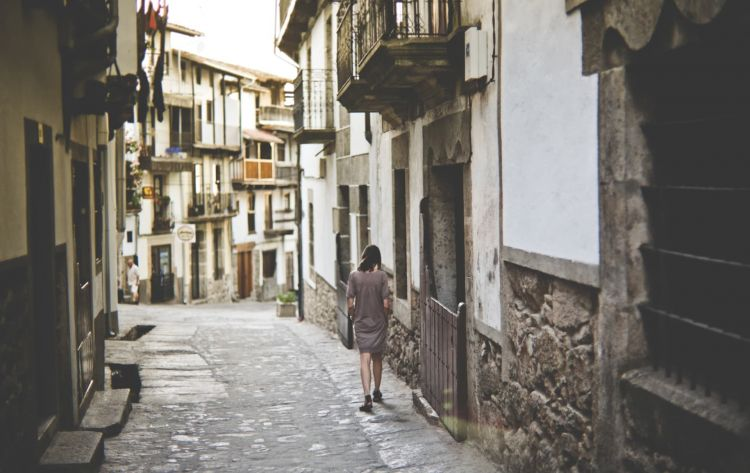 Paraisos Fiscales Coches Calle Pueblo