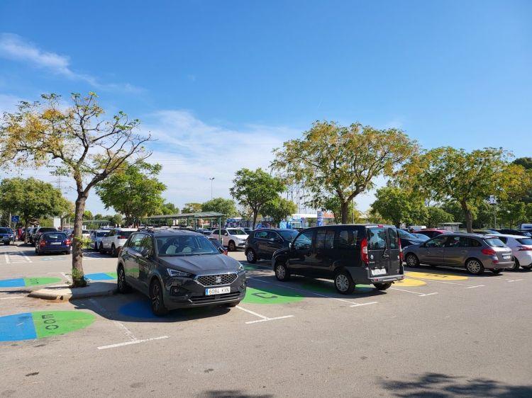 Parking Distintivo Medioambienta Fuente Forocoches Starbase 1