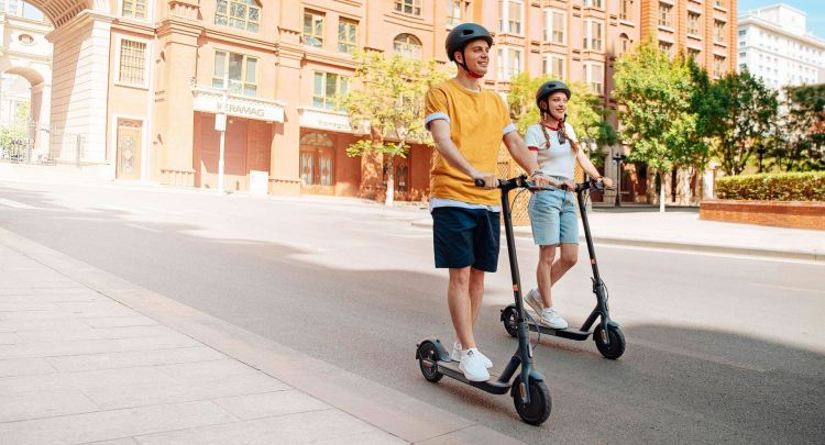 Patinete Xiaomi Electric Scooter 3 10