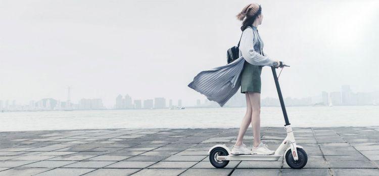 Patinete Xiaomi Mi Scooter M365 02