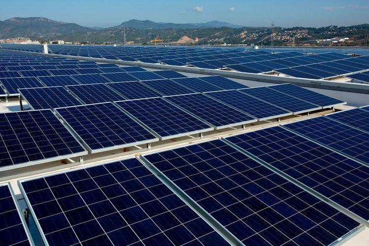 Peaje Coche Cambio Climatico Paneles Solares