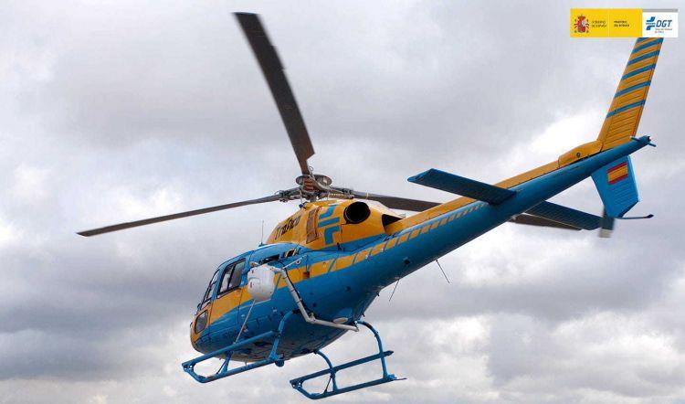Pegasus Dgt Helicoptero Radares