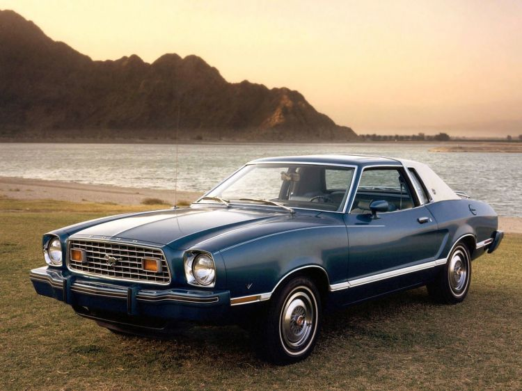 Peor Ford Mustang