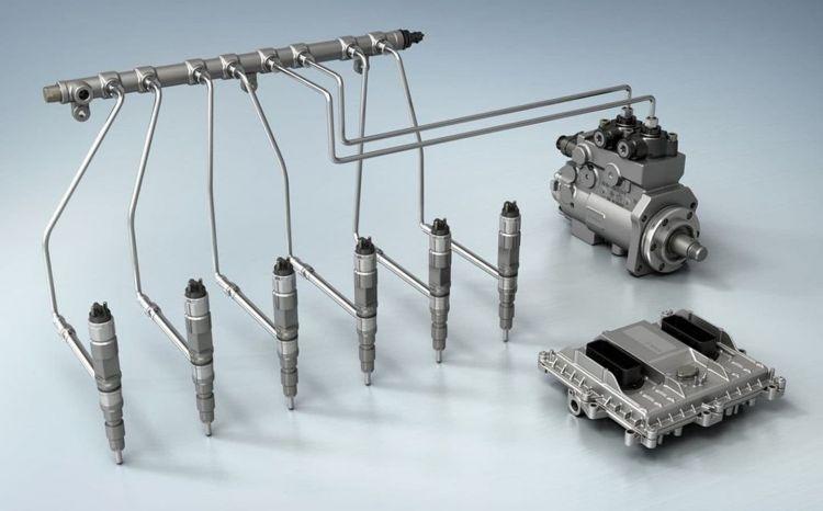 Perdida Potencia Motor Diesel Common Rail Bosch