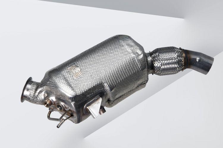 Perdida Potencia Motor Filtro Particulas Diesel Bmw