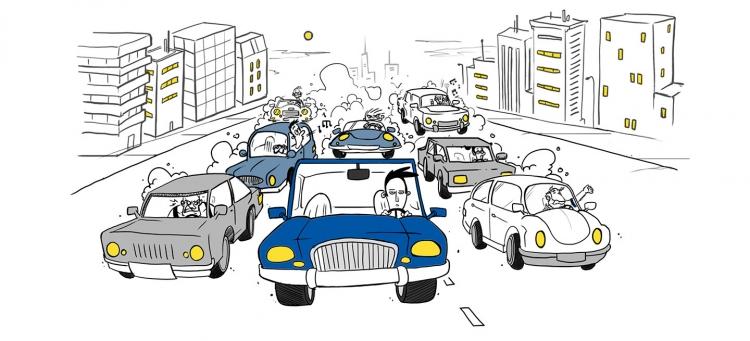 personalidades-de-los-conductores