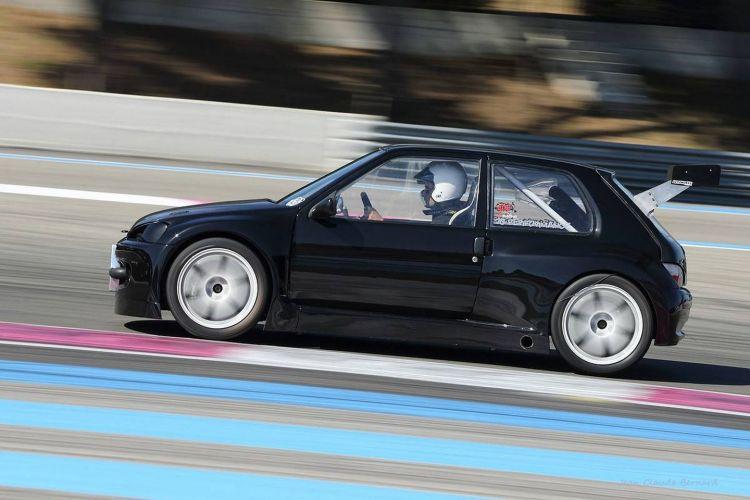 Peugeot 106 Evolution 3