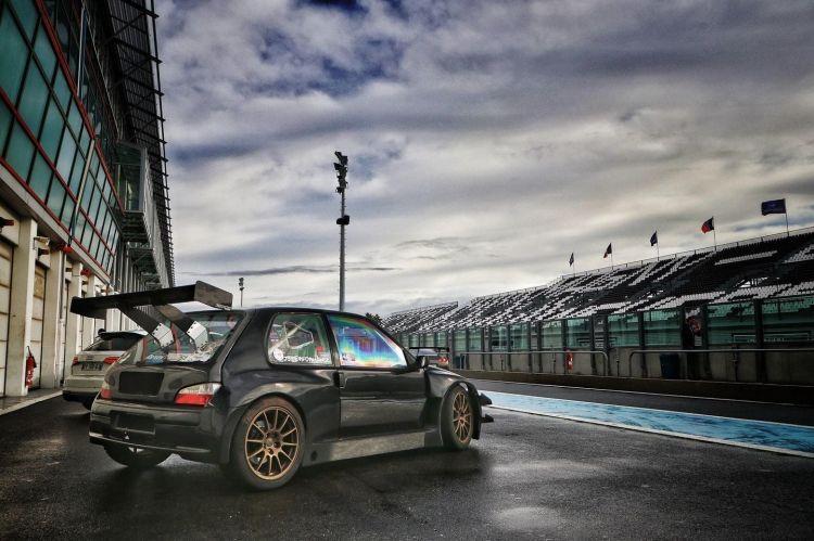 Peugeot 106 Evolution 4