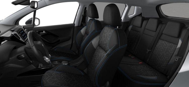 Peugeot 2008 Dm Interior Signature