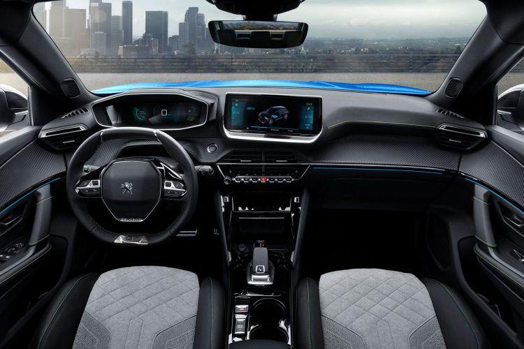 Peugeot 2008 Interior 2019 03