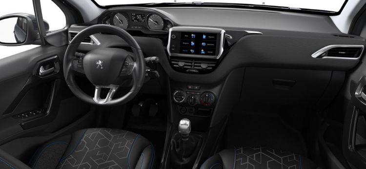Peugeot 2008 Signature Foto Interior