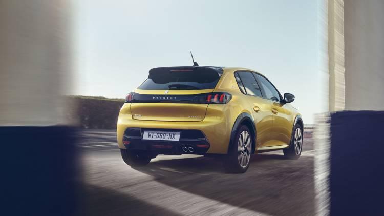 Comparativa visual Peugeot 208 2019: La revolución urbanita