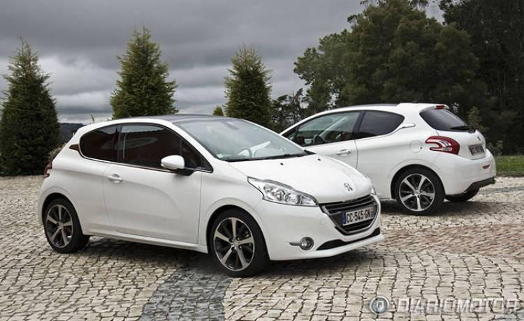 Peugeot 208 en Portugal