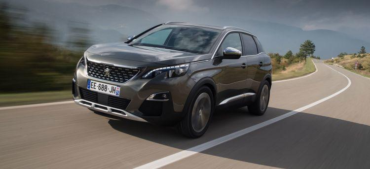 Peugeot 3008 Oferta Abril 2020 Gris