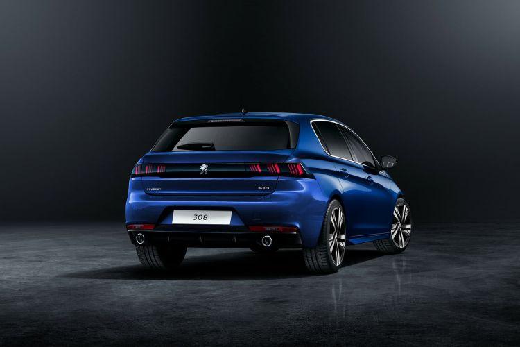 Peugeot 308 2020 Adelanto 2
