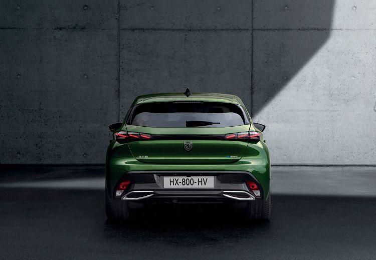 Peugeot 308 2021 Detalles 01
