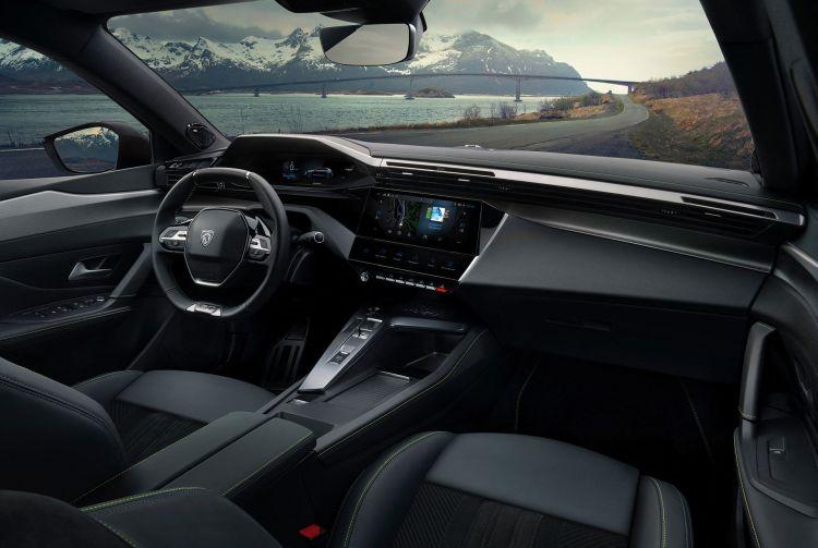 Peugeot 308 2021 Interior 02
