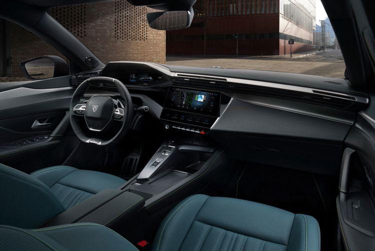 Peugeot 308 2021 Interior 03