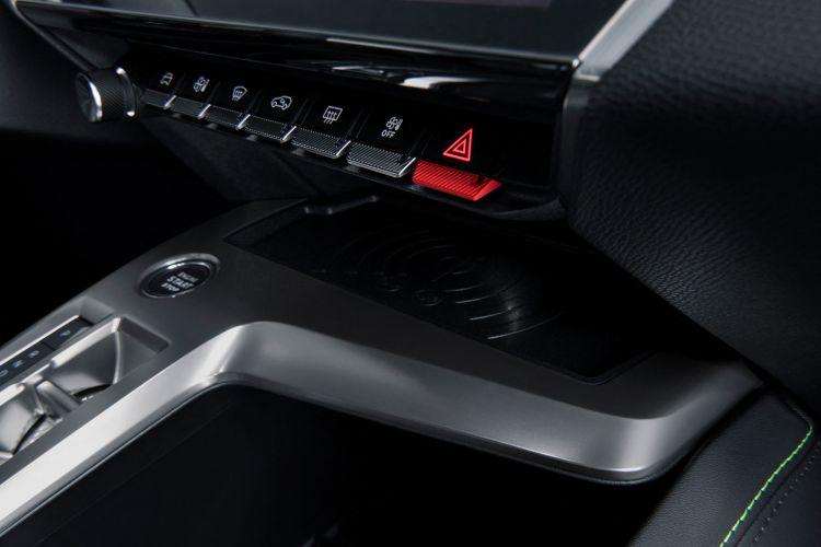 Peugeot 308 2021 Interior Botones 2
