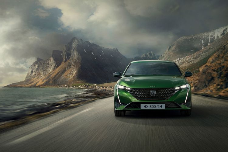 Peugeot 308 2021 Movimiento Verde 03