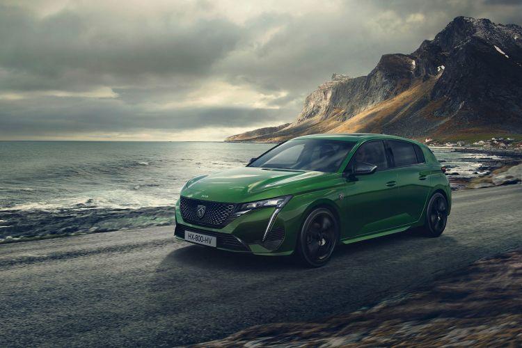 Peugeot 308 2021 Movimiento Verde 05