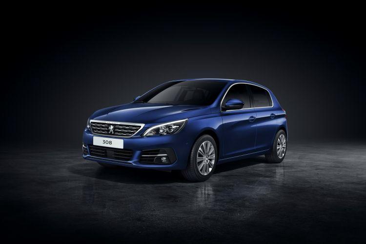 Peugeot 308 Oferta Renting Mayo 2021 Exterior 01 Frontal
