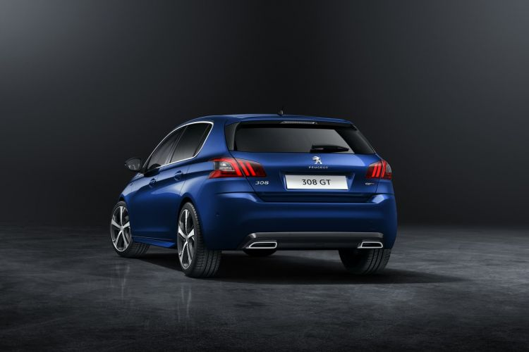 Peugeot 308 Oferta Renting Mayo 2021 Exterior 01 Trasera