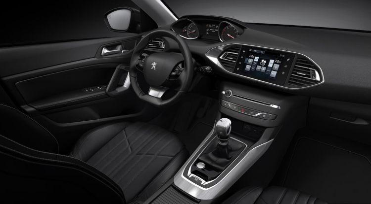 Peugeot 308 Oferta Renting Mayo 2021 Interior 02