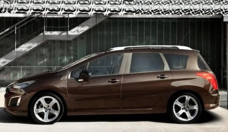 Peugeot 308 SW 2011