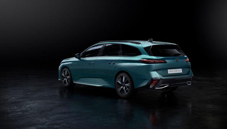 Peugeot 308 Sw 2021 Comercializacion Precios 13 Exterior
