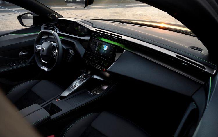 Peugeot 308 Sw 2021 Comercializacion Precios 15 Interior