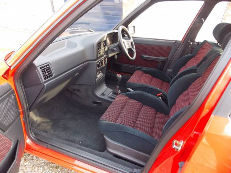 Peugeot 309 Gti Subasta 4