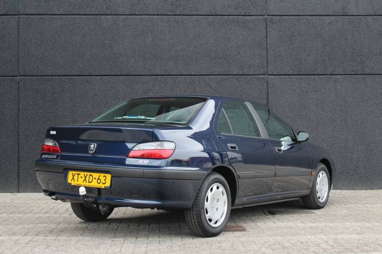 Peugeot 406 Capsula Tiempo 5