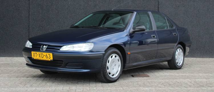Peugeot 406 Capsula Tiempo P