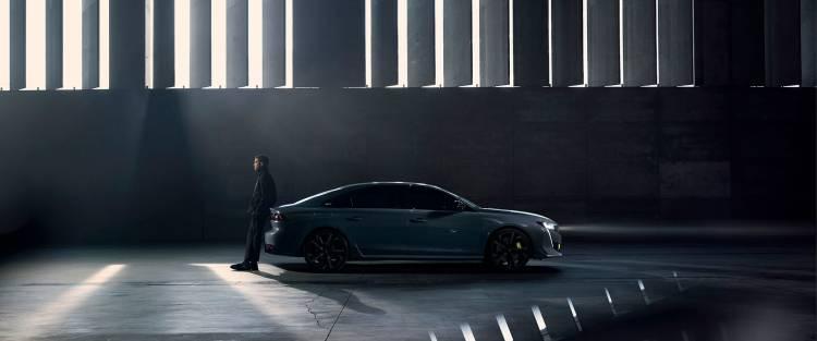 Peugeot 508 2019 Hibrido Sport Engineered Concept 07