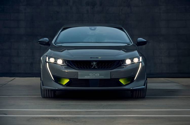 Peugeot 508 2019 Hibrido Sport Engineered Concept 17