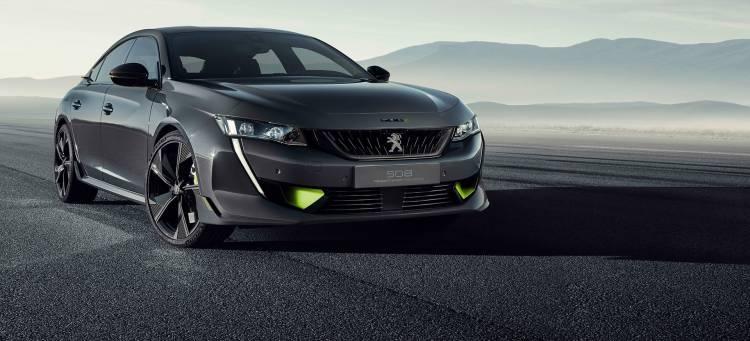 Peugeot 508 2019 Hibrido Sport Engineered Concept 20