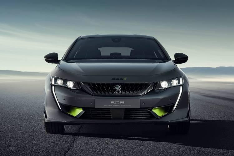 Peugeot 508 2019 Hibrido Sport Engineered Concept 21